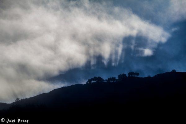 Sombra de amanecer