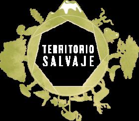 Logo Territorio Salvaje - Javi Roces
