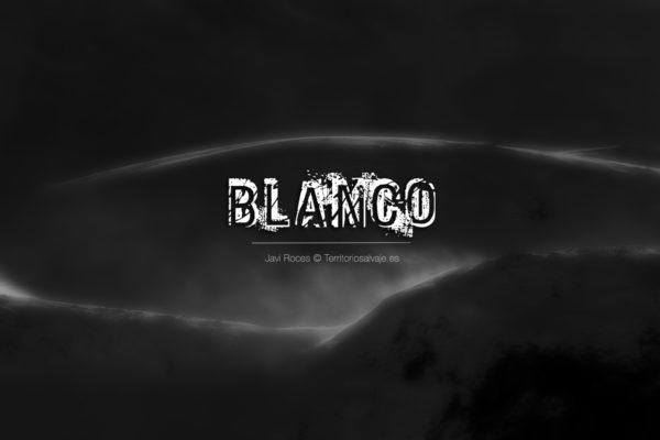 Portada del video 'Blanco'