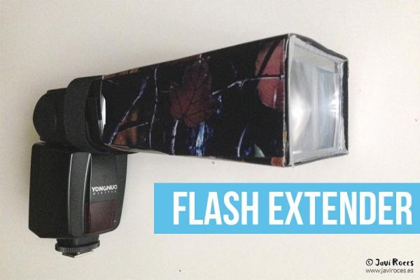 flash extender © Javi Roces