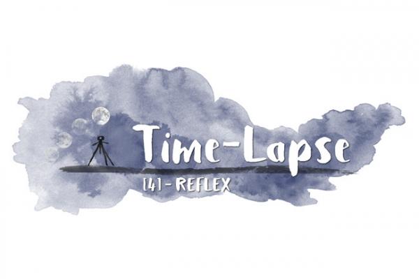Tutorial Time-Lapse: reflex